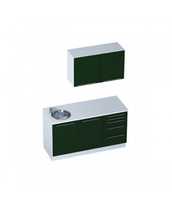 Agencement Cabinet Medical SMART + Module Haut