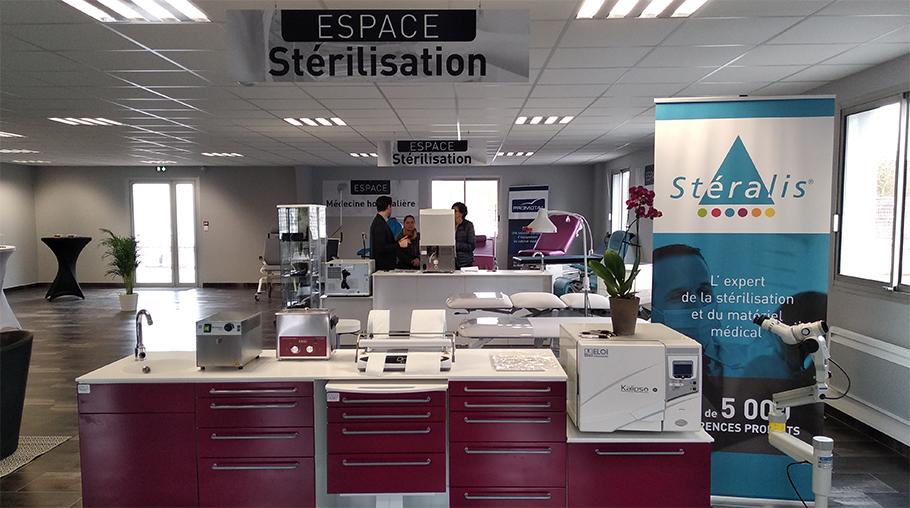 Concept Store - Espace Stérilisation