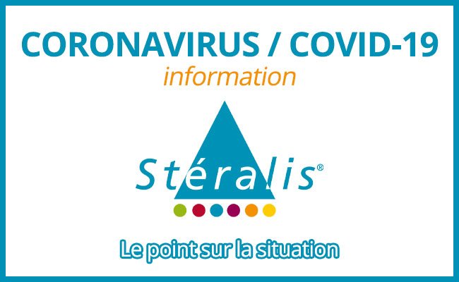 Newsletter Stéralis